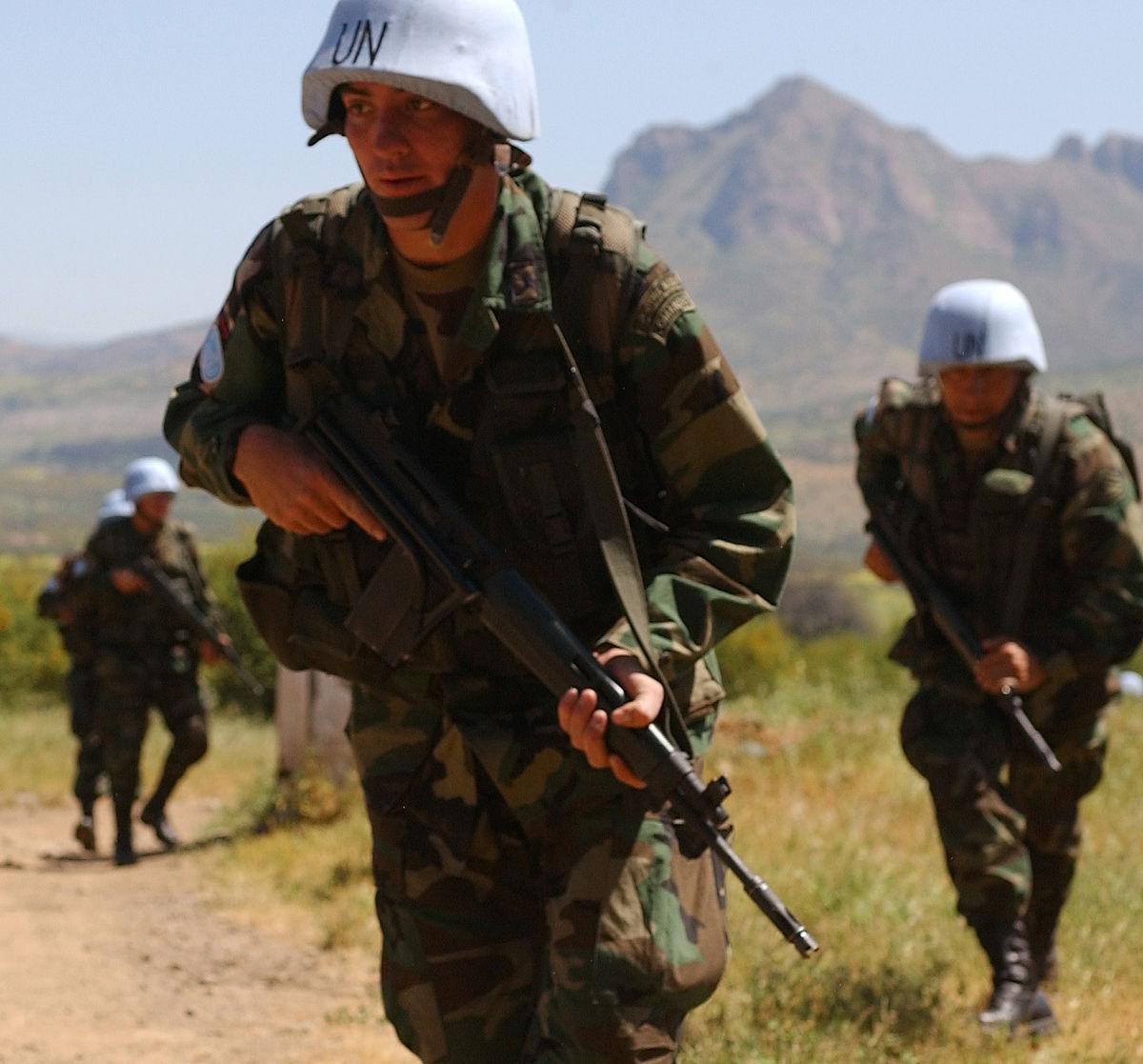 Fuerzas Armadas del Ecuador - Wikipedia, la enciclopedia libre