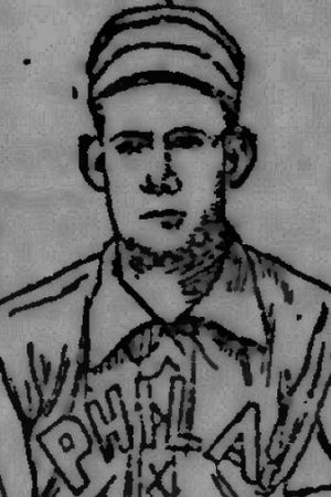 Ed Mayer (third baseman) - Image: Ed H. Mayer 1890