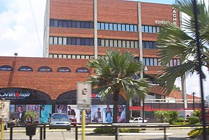 Santiago de los Caballeros - Plaza Haché commercial center.