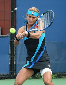Edina Gallovits at the 2010 US Open 01 cropped.jpg