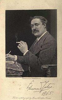Edmund Yates British writer
