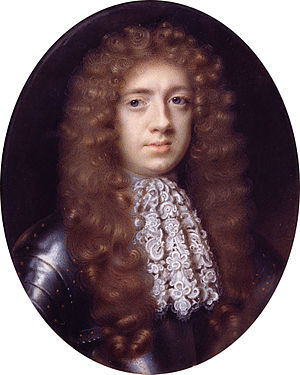 Edward Spragge - Edward Spragge (Peter Cross, ca. 1665)