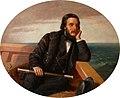 Edwin Long (1829-1891) - Edward Ward (1827–1881), 4th Viscount Bangor, on a Yacht - 836209 - National Trust.jpg