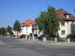 Eichendorffstraße in Erfurt