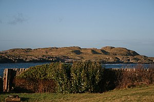 Eilean Mhic Coinnich - Eilean Mhic Coinnich from Portnahaven