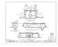 El Santuario del Senor Esquipula, Chimayo, Rio Arriba County, NM HABS NM,25-CHIM,1- (sheet 10 of 32).png