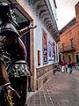 El quijote paseando en guanajuato.jpg