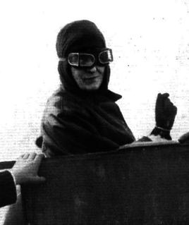 Eleanor Trehawke Davies English aviator