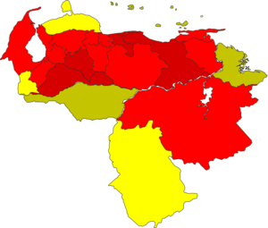 Venezuelan presidential election, 1998