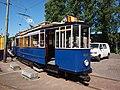 Electrische Museumtramlijn Amsterdam, Lijn 27, Wagen 464 foto 2.JPG