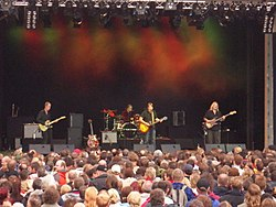 Element of Crime am 11. August 2006 in Jena