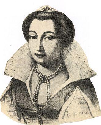 Duchess of Bouillon - Image: Elisabethofnassau