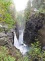 Elk Falls Provincial Park - the falls.jpg