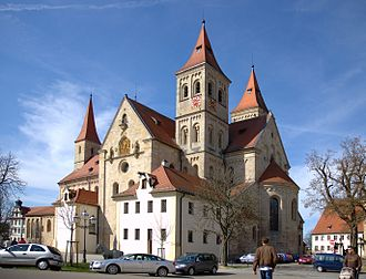 Ellwangen Abbey - St. Vitus's Basilica