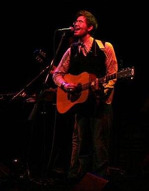 Elvis Perkins - Elvis Perkins performing live at Joe's Pub in New York City on March 1, 2007.