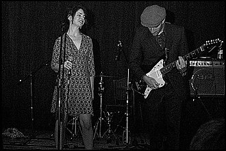 """Kidnapping of Colleen Stan - The song """"Jack in the Box"""" released by American band Elysian Fields (pictured) lyrically delves on Stan's case of kidnapping."""