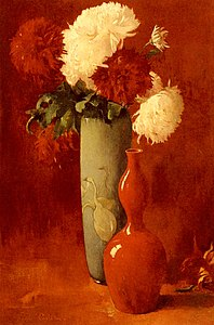 Emil Carlsen - Vase and Flowers (14106780538).jpg