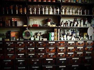 Emile Doos Chemist Shop