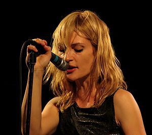 Emily Haines - Haines in 2006