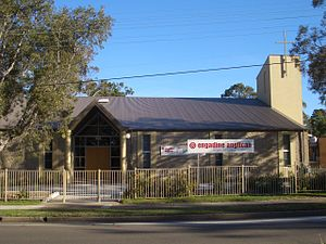 Engadine, New South Wales - Engadine Anglican Church