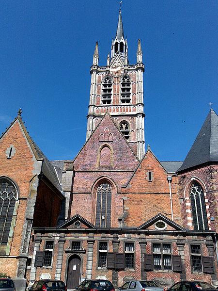 Eglise Saint Nicholas( Enghien)
