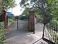 Entrance gate to St Oswald's churchyard, Filey - geograph.org.uk - 1916685.jpg