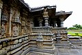 Entrance to Bucheshwara temple,Koravangala,Hassan,Karnataka,India.jpg