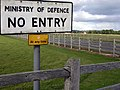 Entrance to Dalton Barracks - geograph.org.uk - 60907.jpg