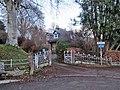 Entrance to Eaglestone House (geograph 6397480).jpg
