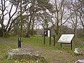 Entrance to Finglandriggs Wood - geograph.org.uk - 118282.jpg