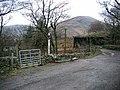 Entrance to Glenmollachan Farm - geograph.org.uk - 101602.jpg
