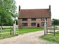 Entrance to High House Farm, Wreningham (geograph 2397873).jpg