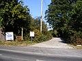 Entrance to the RSPCA Martlesham Branch - geograph.org.uk - 1461783.jpg