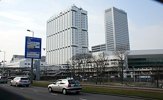 Erasmus MC Hospital in Rotterdam, The Netherlands