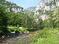 Erma river at Poganovo monastery.jpg