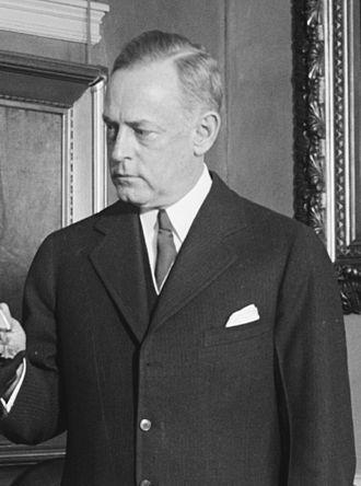 Ernest L. Jahncke - Ernest Jahncke in 1930