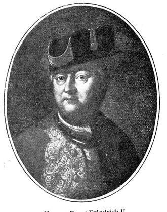 Ernest Frederick II, Duke of Saxe-Hildburghausen - Image: Ernst Friedrich 2hibu