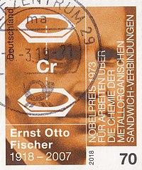 Ernst Otto Fischer Stamp Germany 2018.jpg