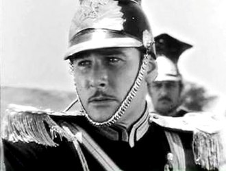 Errol Flynn - Flynn in the trailers for Captain Blood (1935) and The Charge of the Light Brigade (1936)