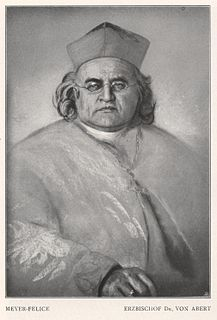Joseph Friedrich Abert Historian, archivist