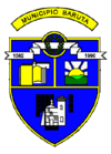 Official seal of Baruta Municipality