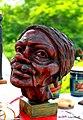 Escultura sobre madera de ébano muy bien pulida y cargada de humor - panoramio.jpg