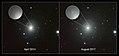 Eso1733r Composite of images of NGC 4993 and kilonova.jpg