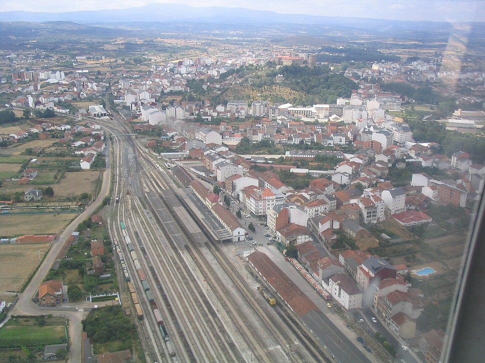 Estación Monforte