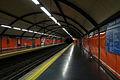 Estación de Buenos Aires (Metro de Madrid), andenes.JPG