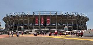 Estadio Azteca Stadium in Mexico City