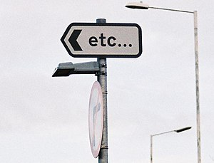 "Et cetera I presume ""etc..."" is the ..."