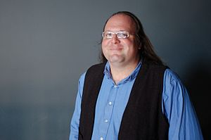 English: Ethan Zuckerman