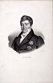 Etienne-Denis Pasquier, Duc de Pasquier. Lithograph by Wellcome L0023594.jpg