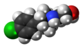Etolorex molecule spacefill.png